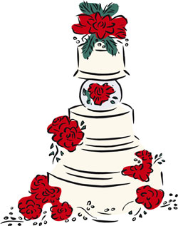 Die Perfekte Hochzeitstorte Einfach Online Bestellen Alles Fur Die